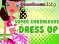 super Cheerleader Dress Up Spiel