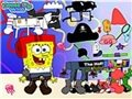 SpongeBob Dress up Spiel