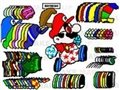 Mario dressup