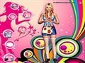 Britney Spears in 3d dressup Spiel