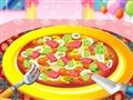 Nancy deluxe pizza Spiel
