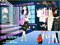 Top-Modell-Dress up Spiel