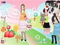 Bonbon-Land-Dress up Spiel