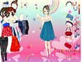 Tasche-Dress up 3 Spiel