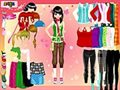 Mode-Haus-Dress up Spiel