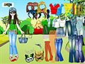 Wald-Dress up Spiel