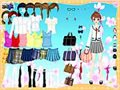 Arbeit-Outfit-Dress up Spiel