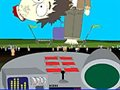 South Park: Hippie-Drill Spiel