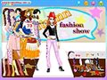 Start-und Landebahn-Runway Dress up Spiel